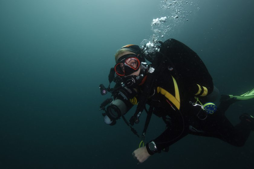 Ponořili jste se někdy pod hladinu moře? Do beztížného ticha?